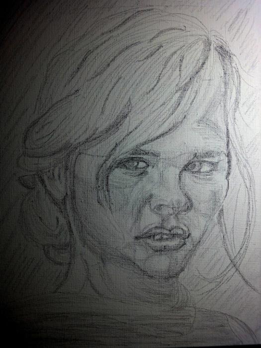 Chloë Moretz by tksmrymds